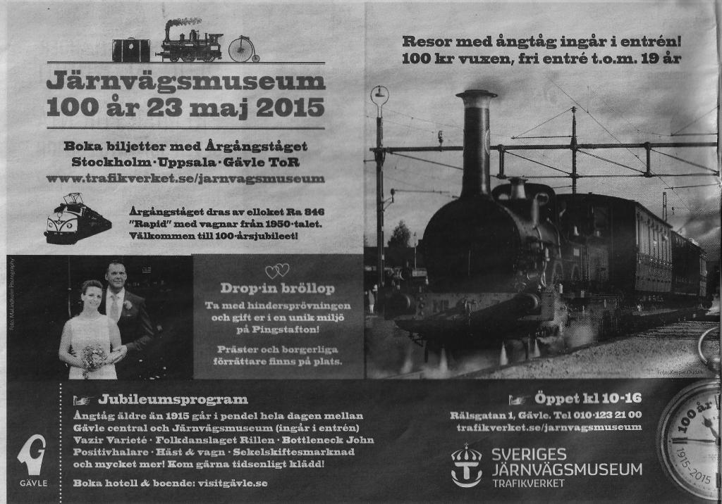 Järnvägsmuseum
